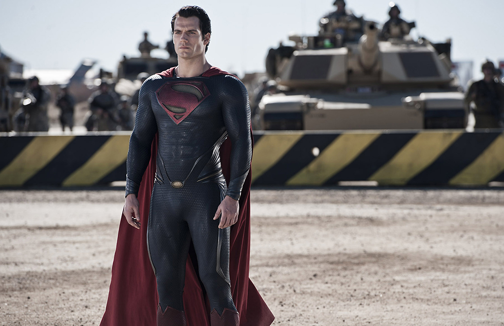 Man of Steel 3D Printed Suit